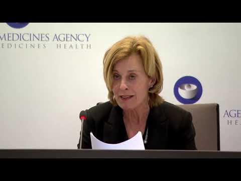 EMA press conference 7th April
