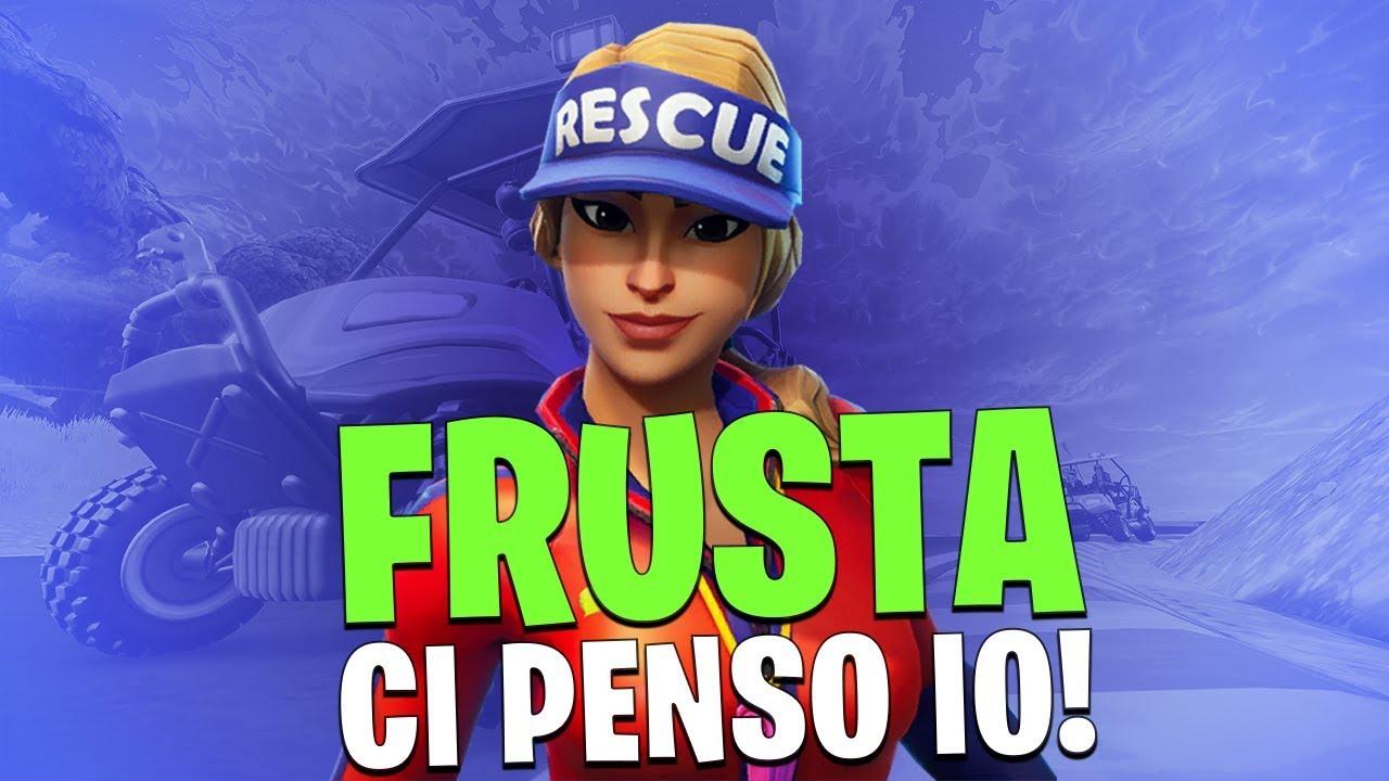 FRUSTA CI PENSO IO! | FORTNITE ITA
