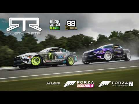 RTR Mustangs FREE cars for Forza Horizon and Motorsport! thumbnail
