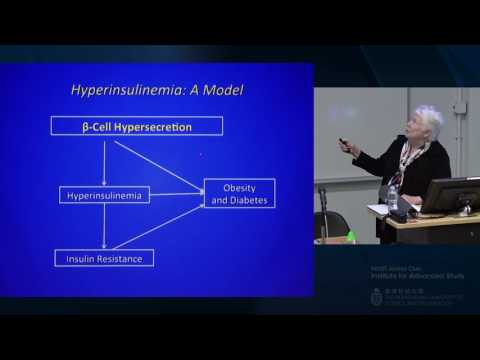 IAS Distinguished Lecture : Prof Barbara Corkey (15 Apr 2016)