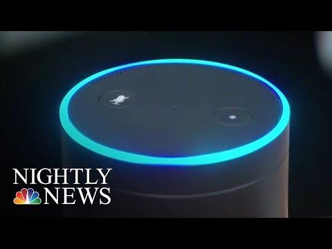 Walmart And Google Team Up To Take On Amazon | NBC Nightly News