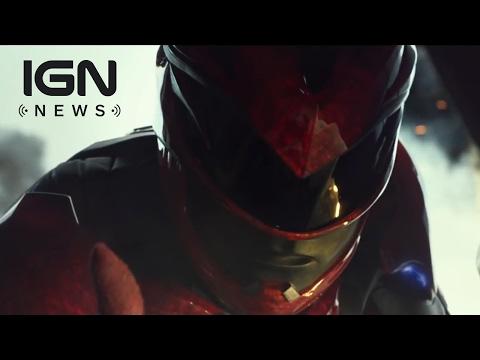 Power Rangers: Final Poster Revealed - IGN News