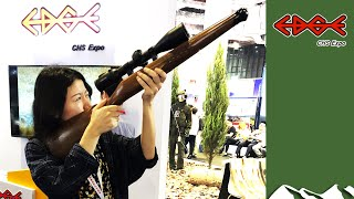 China's first hunting show - the East is open for business