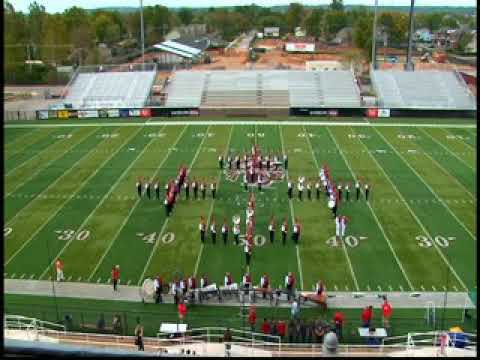 "2012 Duncan High School Band - ""S""  1st Movement"