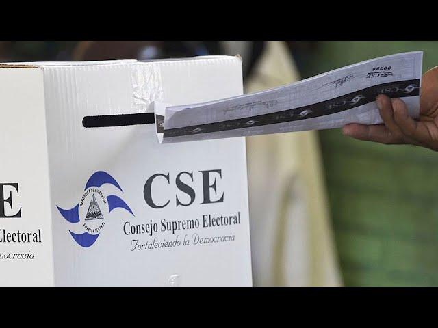 Elecciones nicaragüenses bajo un marco legal confuso