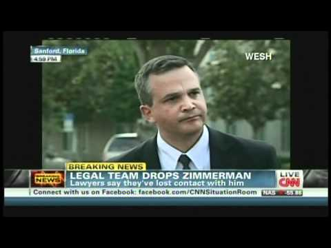 Hal Uhrig Craig Sonner George Zimmerman Lawyers Press Conference (April 10, 2012) [2/2]