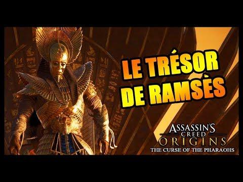 LE TRÉSOR DE RAMSÈS (Assassin's Creed Origins : The Curse of the Pharaohs)