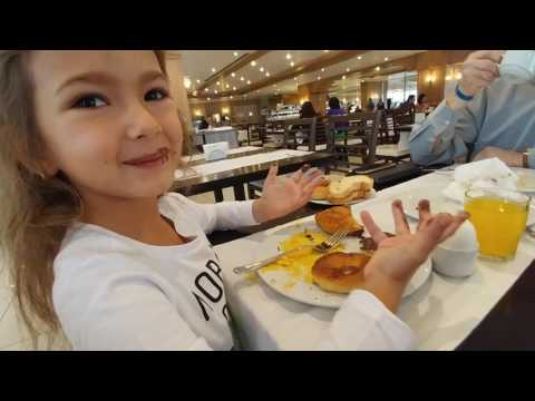 Porto Bello Hotel Ilk Sabah Kahvaltı Keyfi, Otel Turu, Eğlenceli Tatil Vlog Videosu