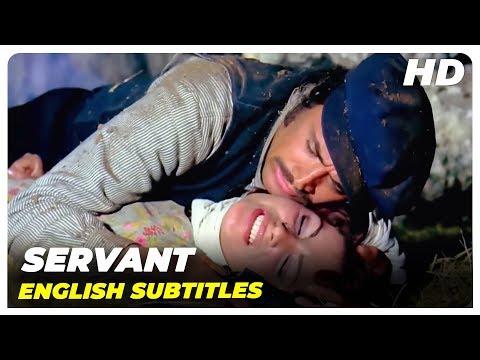 Servant | Cüneyt Arkın Vintage Turkish Movie (English Subtitles)