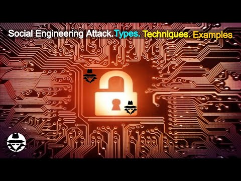 Information Security | Social engineering | You know you are under SOCIAL ENGINEERING ATTACK WHEN..