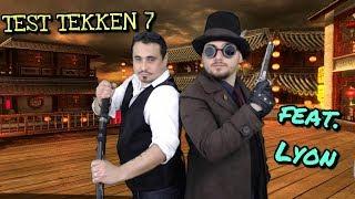 Test Tekken 7 (parodie combat + bêtisier)