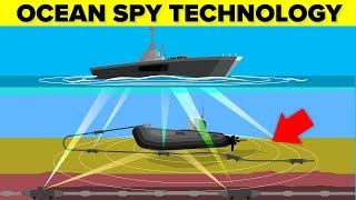 The US Secret Underwater Spy Technology - The US Navy's SOSUS