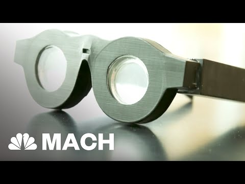 'Smart Glasses' Might Replace Your Bifocals | Mach | NBC News