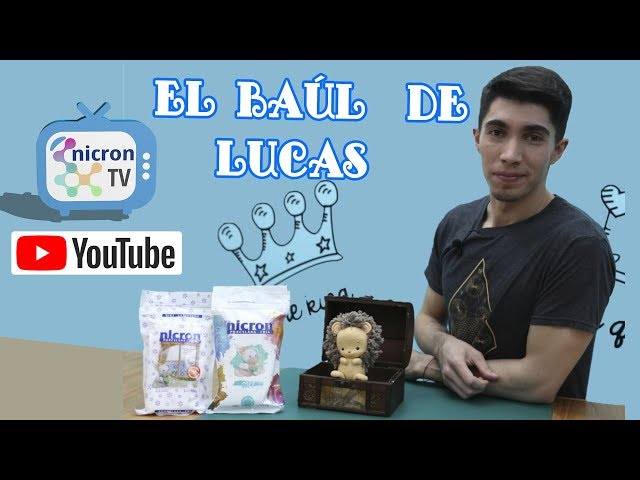 El Baúl de Lucas NICRON TV - Como hacer un Leoncito