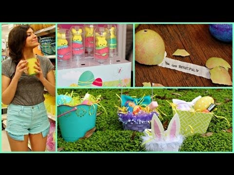 Easy Easter Gift Ideas For Friends Family Youtube