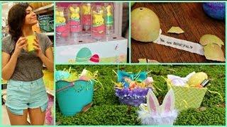 Easy Easter Gift Ideas For Friends & Family!