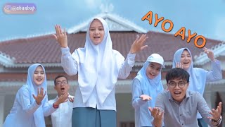 Download Lagu BTS Boy With Luv VERSI HIJRAH NGAJI QUR AN COVER PARODI PUTIH ABU-ABU MP3