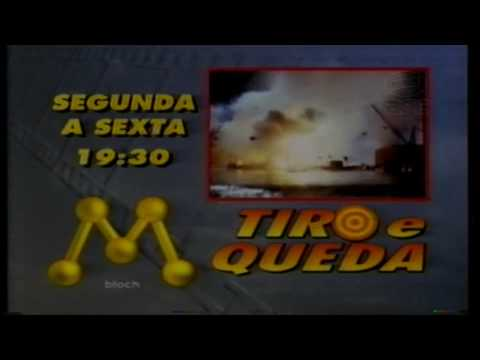 Chamada Tiro e Queda - 1995