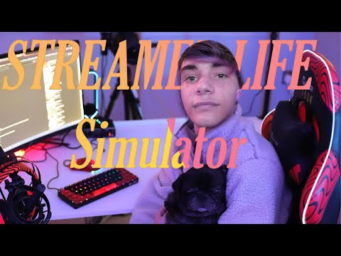 THIS GAME IS SO STRESSFUL   Streamer Life Simulator  