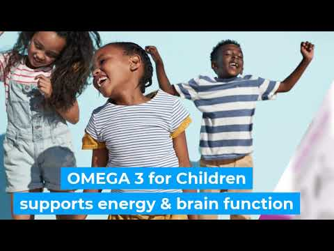 Nutrition House Daily Health Tip  Omega 3 for Kids