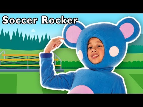 Soccer Rocker and More | WORLD CUP RHYMING FUN | Baby Songs from Mother Goose Club!