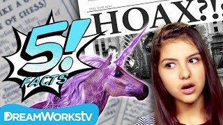 5 Brilliant HOAXES You Won't Believe | 5 FACTS