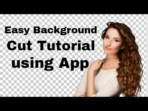 Remove background Easily Tutorial | without PicsArt | Android and IOS