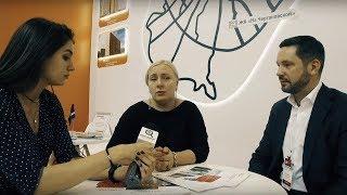 Интервью с КП УГС. 37-я выставка ''Недвижимость от лидеров'' в ЦДХ
