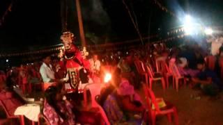 Dakshadwara at kalinja vitla