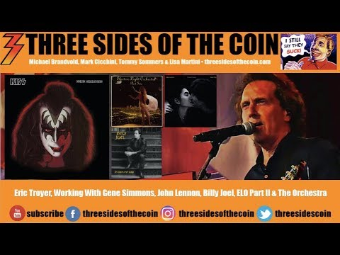 Ep. 330 Eric Troyer, Working With Gene Simmons, John Lennon, Billy Joel, ELO Part II & The Orchestra