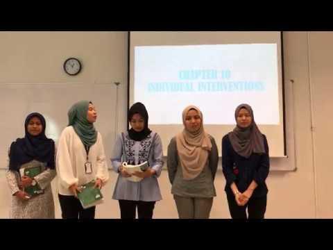 Organizational Development Ch 10: Individual Intervention