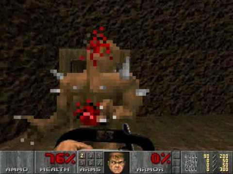 Let's Play Doom 2 01: Back to Hell  