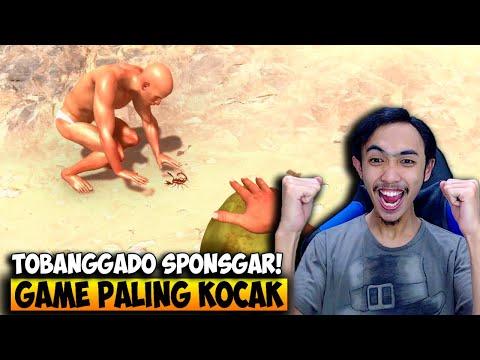 TOBANGGADO SPONSGAR PATAR GAME PALING KOCAK WKWK - HAND SIMULATOR SURVIVAL INDONESIA - 동영상