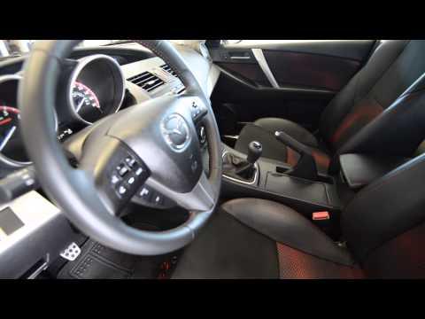 2012 Mazdaspeed3 Touring Tech (stk# 30050SA ) for sale Trend Motors Used Car Center Rockaway NJ