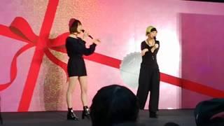 NMB48【三田麻央・木下百花】気まぐれオンステージD#16@パシフィコ横浜'17/02/04