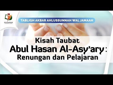 Kisah Taubat Abul Hasan Al-Asy'ary: Renungan dan Pelajaran