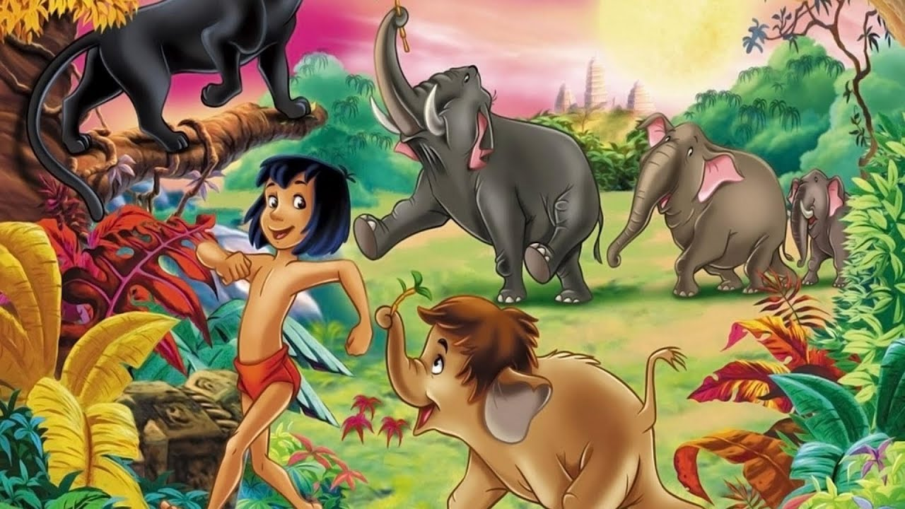 Download The Jungle Book Full Movie 2019