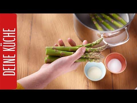 Wie Kocht Man Spargel Richtig So Einfach Gehts Rewe Deine