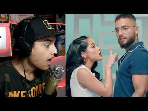 [Reaccion] Becky G, Maluma – La Respuesta (Official Video) Themaxready