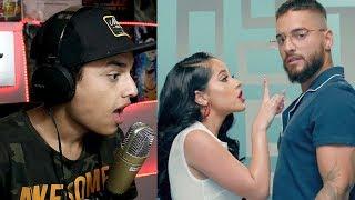 [Reaccion] Becky G, Maluma - La Respuesta (Official Video) Themaxready