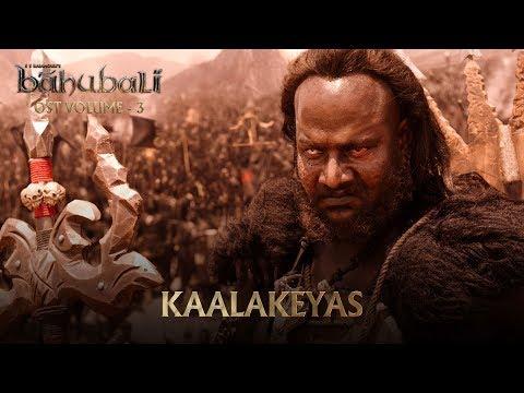 Baahubali OST - Volume 03 - Kaalakeyas | MM Keeravaani