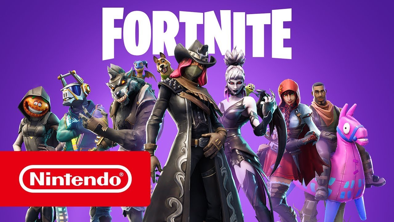 Fortnite - Battle Pass Season 6 available now (Nintendo Switch)