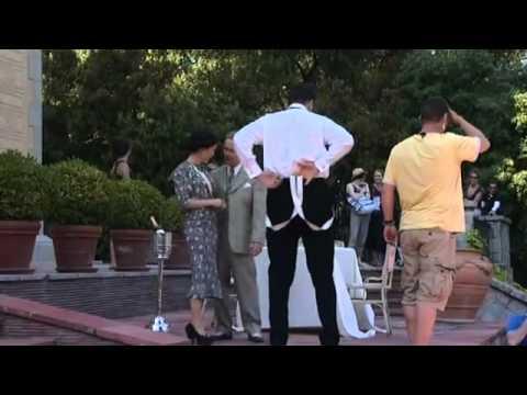 Any Human Heart Movie Clip - Gillian Anderson & Tom Hollander