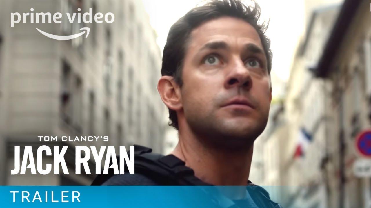 Download Tom Clancy's Jack Ryan - Trailer | Prime Video
