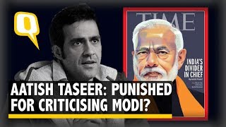 Aatish Taseer: Cut Off From My Country & Kin for Criticising Modi | The Quint