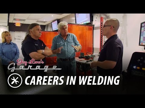 Explore Careers in Welding - Jay Leno's Garage