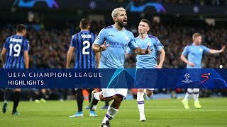 UEFA Champions League | Manchester City v Atalanta BC | Highlights