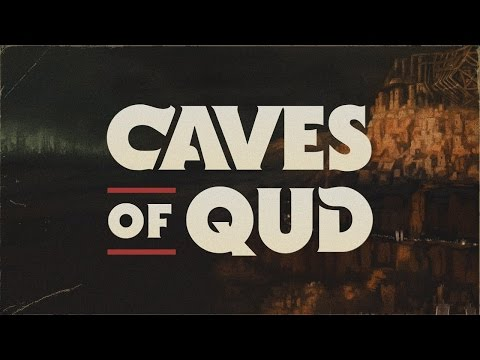 First Look At The Caves of Qud ! - Flying Psychic Arsehole