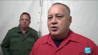 Diosdado Cabello : le Venezuela