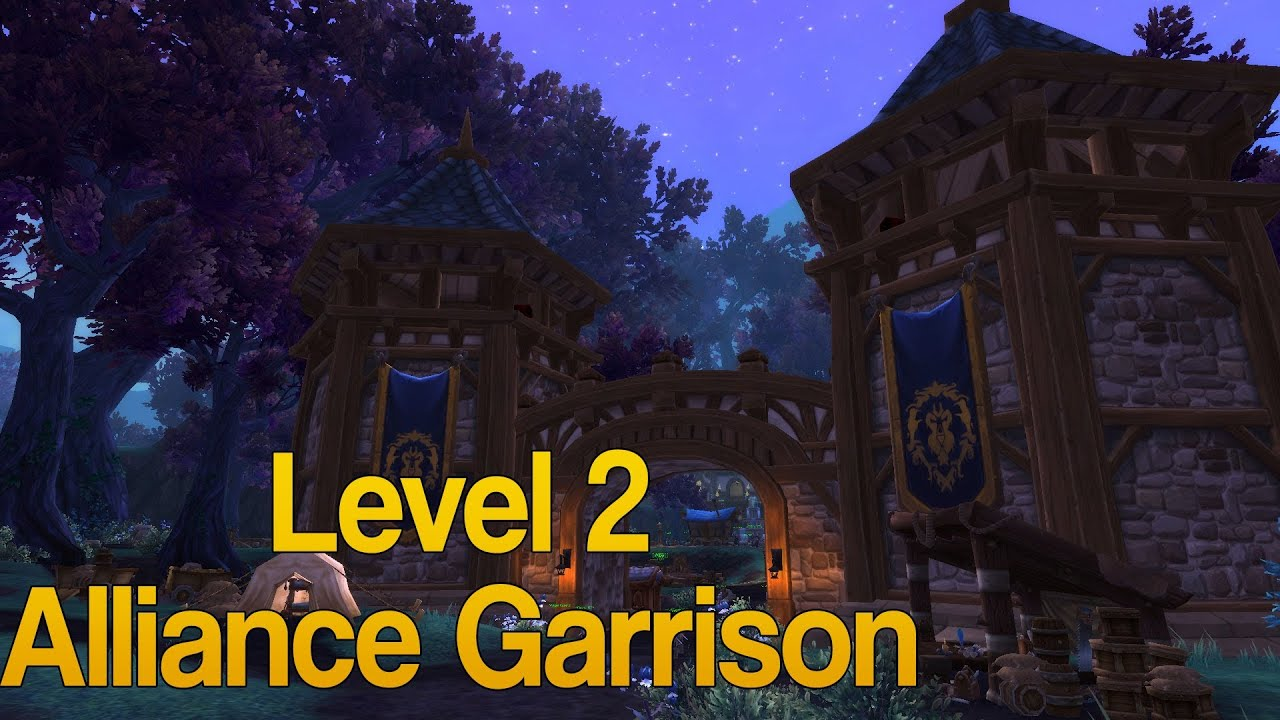 Level 2 alliance garrison upgrade warlords of draenor betaalpha level 2 alliance garrison upgrade warlords of draenor betaalpha malvernweather Images